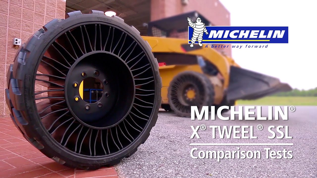 michelin 39 s newest airless tires are a breakthrough. Black Bedroom Furniture Sets. Home Design Ideas